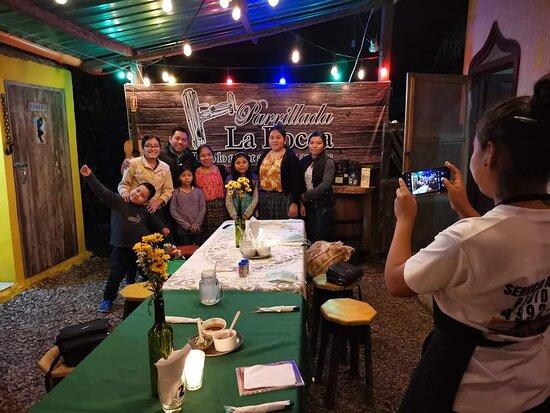 Fray Bartolome de las Casas, Guatemala: En familia