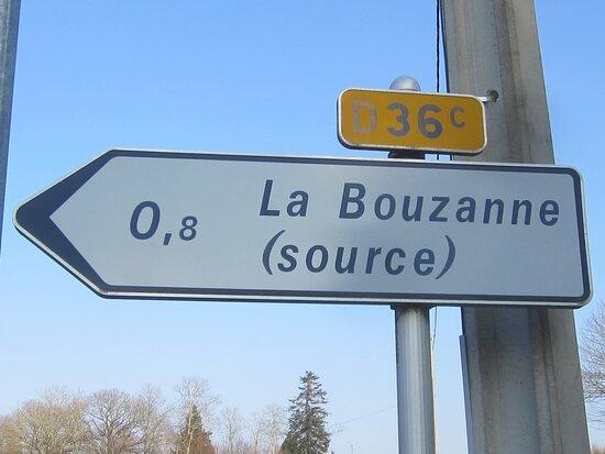 Sanctuaire De La Source De La Bouzanne