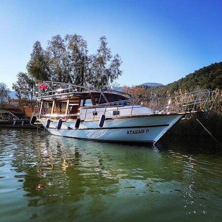 Atakan D Boat