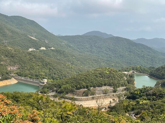 Tai Tam Country Park has several great hiking trails. The paths are clearly marked throughout the park and are very scenic.