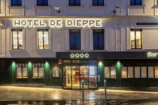 BEST WESTERN Hôtel de Dieppe 1880, hôtels à Rouen