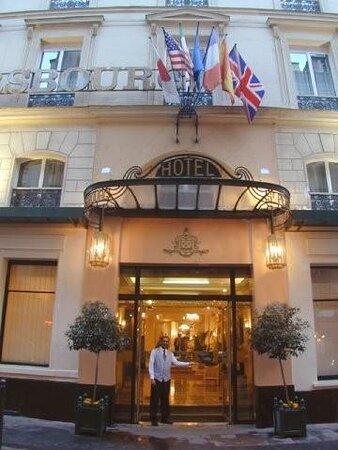 Hotel Saint Petersbourg Opera, Hotels in Paris