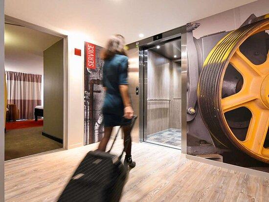 Ibis Brest Kergaradec Airport Hotel