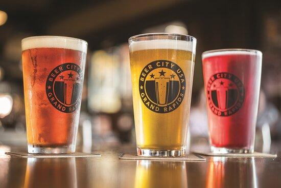Grand Rapids is Beer City USA!