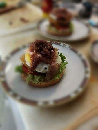 i nostri super Hamburger