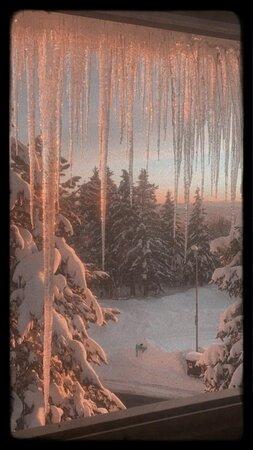 Alba a schia ...uno spettacolo