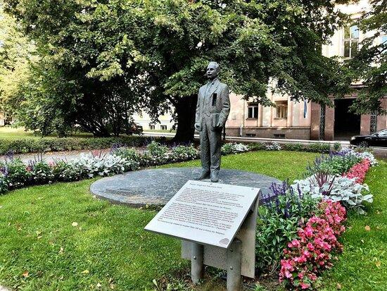 Monument to Peeter Põld