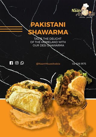 The Pakistani Shawarma you have been missing!