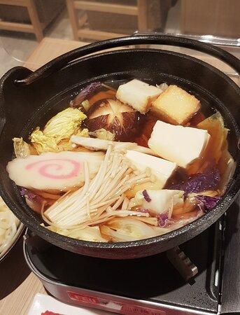 鍋物壽喜燒