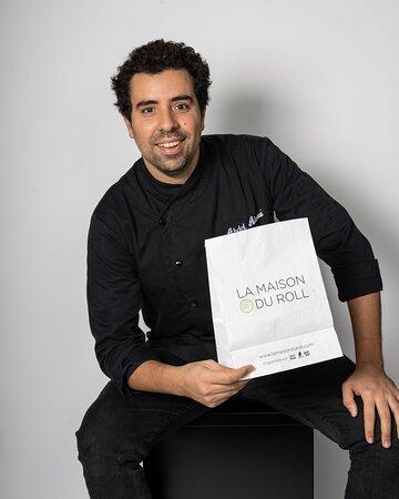 Chef Abdel Alaoui