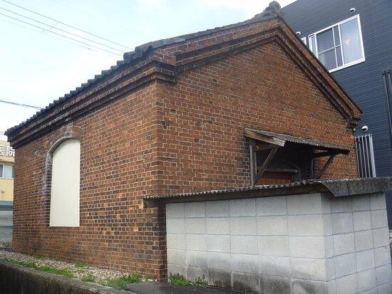 Daibutsu Railway Lamp House