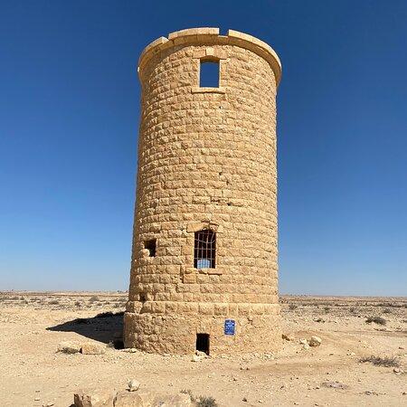 Ezuz, Israel: Pillbox-south Israel 🇮🇱 near the Egypt border