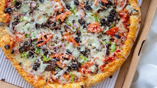 Huber Heights, Ohio: pizza