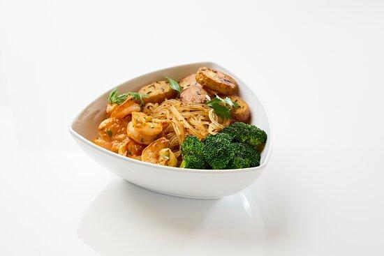 Thai Shrimp and Noodles Bol