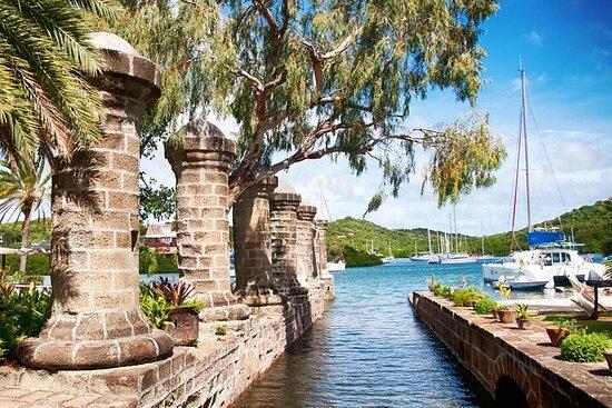 Antigua Round Island Tour