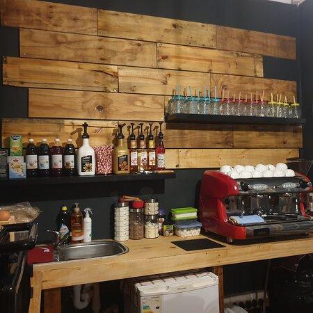 Keurboomstrand, África do Sul: Welcome to Café JM