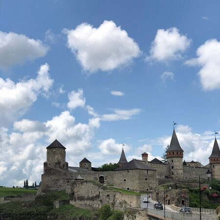Kamianets-Podilskyi, Ukraine: Кам'янець