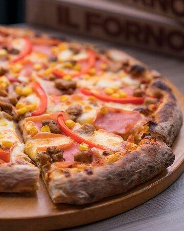NUEVA Pizza Suprema