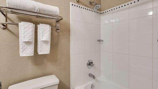 Guest Bath and Tub