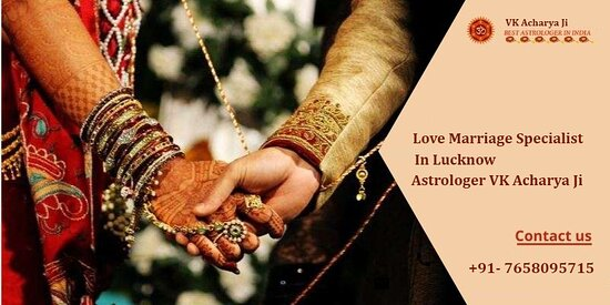India: Love Marriage Specialist Astrologer VK Acharya Ji One Call Can Change Your Life.