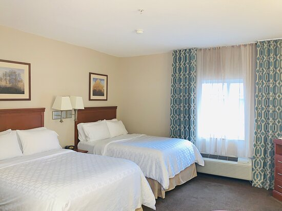 Relax in our comfortable double suites