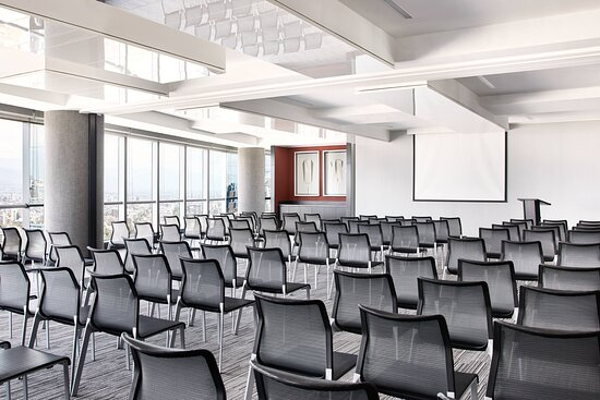 Meeting Room 5 & 6 - Theater Setup