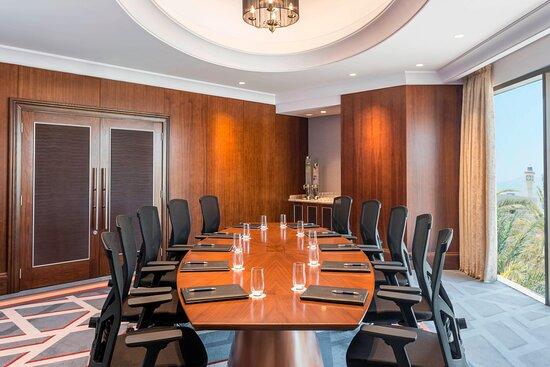 Al Hazm Boardroom