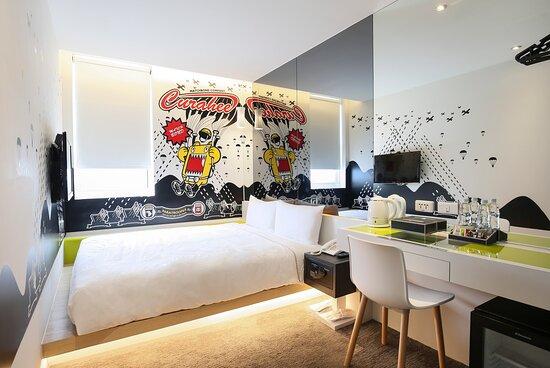 家庭客房  - 大同新驛旅店 - 台北車站三館的圖片 - Tripadvisor