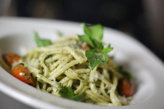 Spaghetti al pesto, bolognese ou carbonara. L'hôtel Memling possède une carte variée qui répondra aux désirs de chacun
