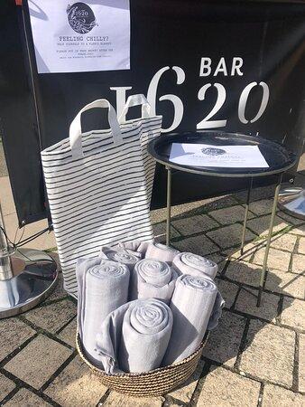 Bar 1620 Alfresco Drinking - Dartmouth Embankment