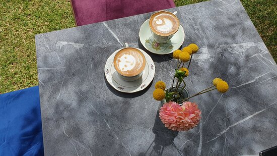 Your Cappuccinos await...