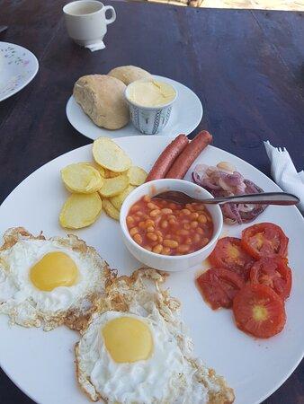 Один из вариантов второй части завтрака