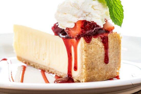 Best Cheesecake in Asheville