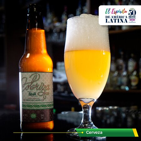 Dorada cebada de calidad excepcional es la que se degusta en Cobriza, nuestra cerveza artesanal 100% Veracruzana. Una cerveza llena de El Espíritu de América Latina.