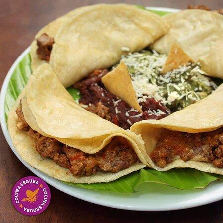 Tacos Campechanos al Pastor