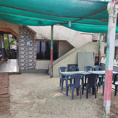 Pictures in omkar Beach resort  Tondavali  talashil