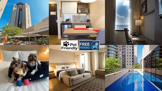 Staybridge Suites Sao Paulo, Hotels in São Paulo