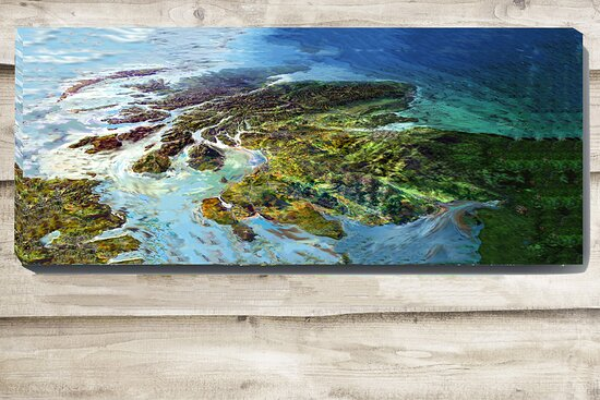 Scotland The Big Picture canvas by Ronnie Leckie