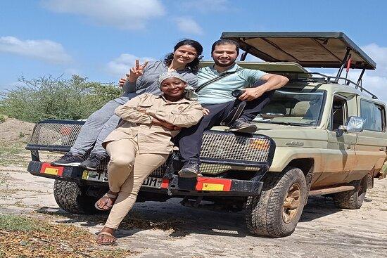 Amsha Popo Safaris