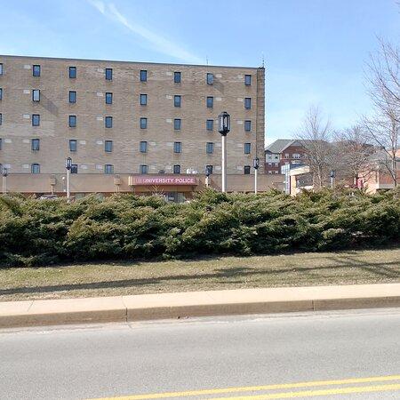 Indiana University of Pennsylvania: IUP  police building