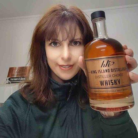 Heidi Weitjens King Island Distillery Pty Ltd Tasmania