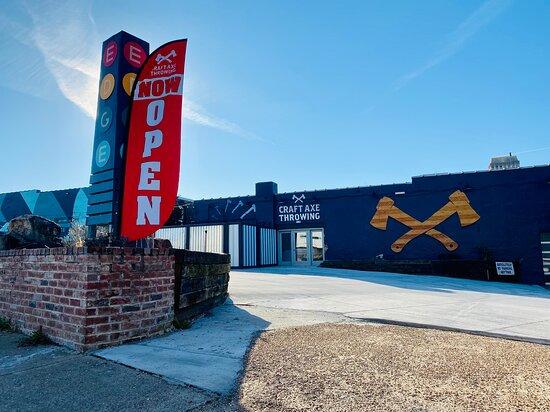 Craft Axe Memphis