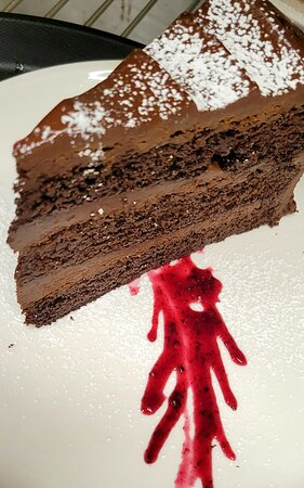 Fair Trade Chocolate Cake