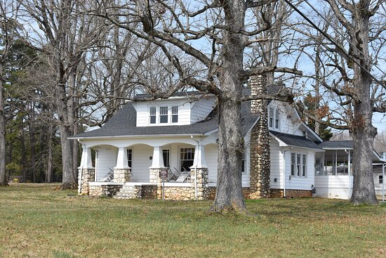 Randleman, NC: The Petty Family Home. This was the home of Lee and Elizabeth Petty and the Birthplace of Richard and Maurice Petty