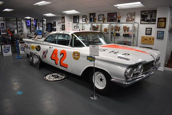 Randleman, NC: Lee Petty's #42. Lee won the first Daytona 500 in 1959
