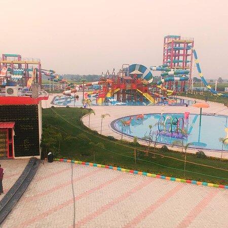 Seth's Chhama Chham Waterpark