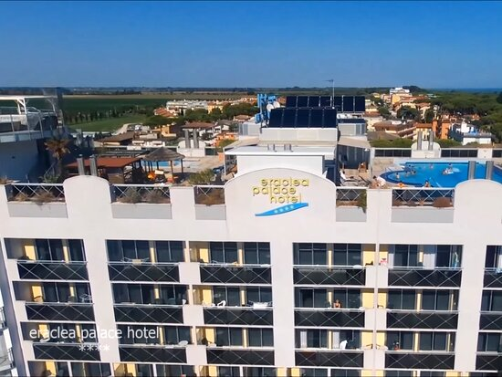 Mare d'inverno - Eraclea Palace Hotel, Eraclea Mare Resmi - Tripadvisor