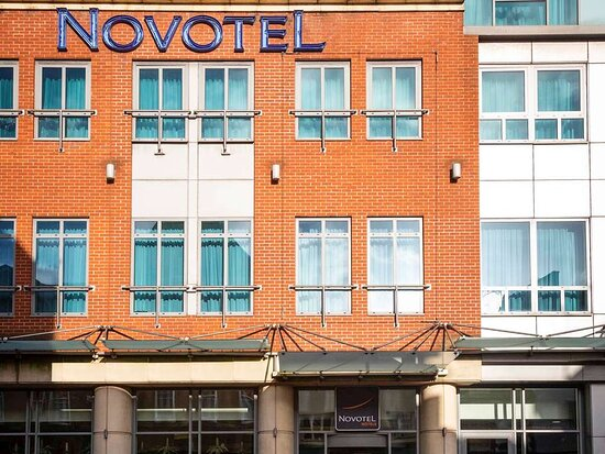 Novotel Reading Centre, hoteles en Reading