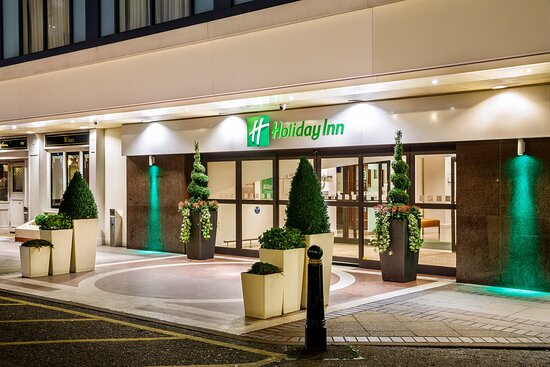 Welcome at Holiday Inn London Bloomsbury
