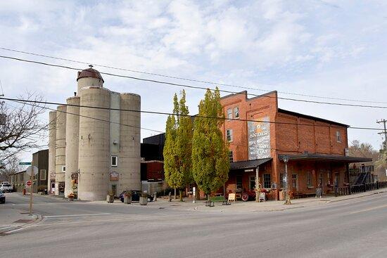 St.Jacobs Village Shops
